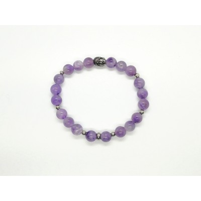 Bracelet chakra couronne *Connection*